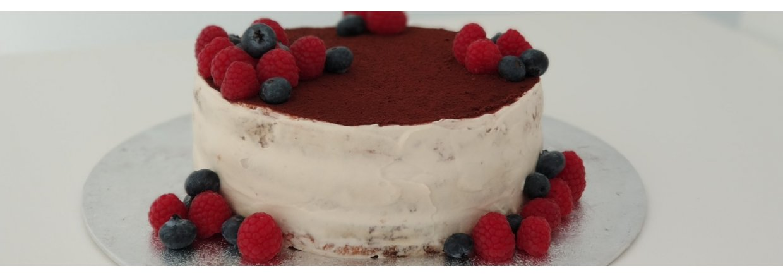 Fantastisk tiramisu kage - som er glutenfri!