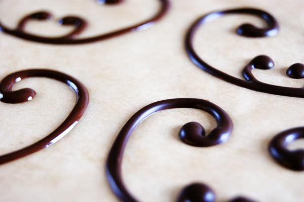 Chokoladepynt