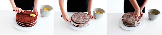 Opsmørring af kagen