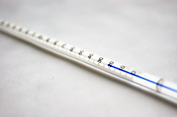 Chokoladetermometer