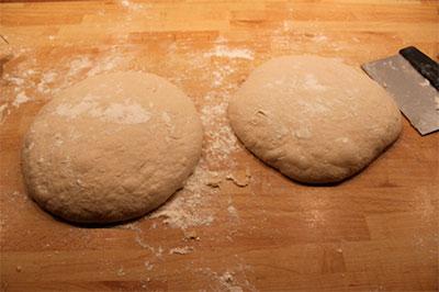 Formning af brødet