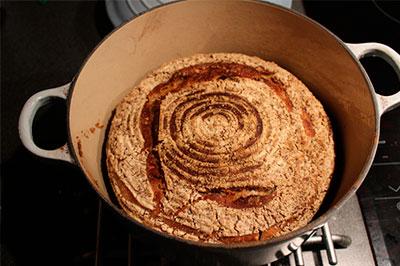 Færdigt brød