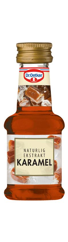 Image of   Karamelekstrakt, naturlig - 38 ml