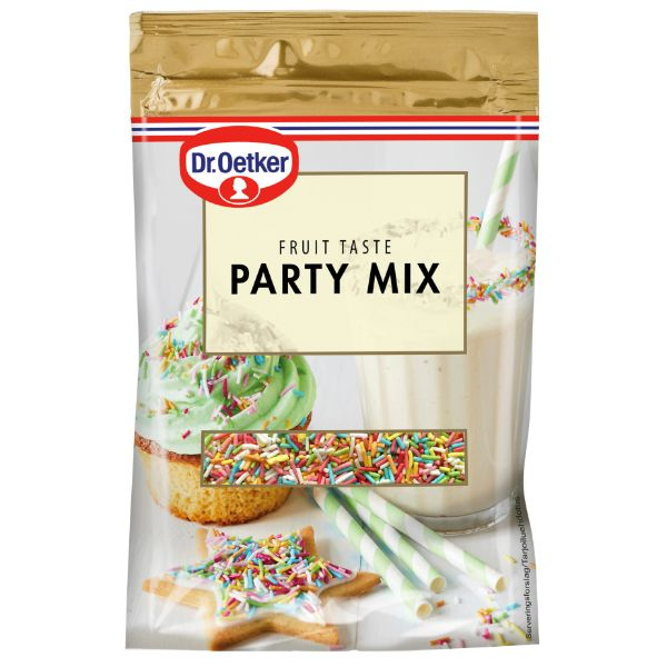 Image of   Party mix krymmel 50 gram