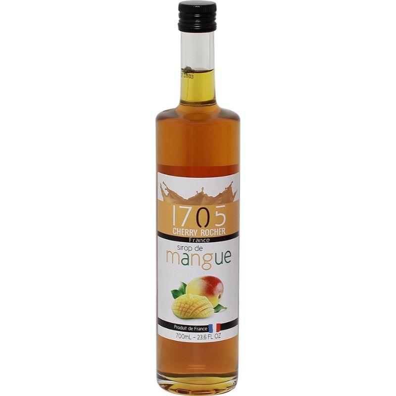 Image of   1705 Mango Sirup 25 cl.