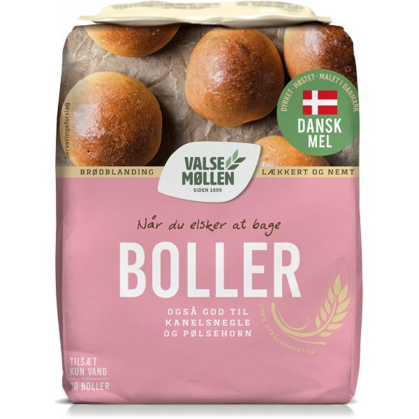 Image of   Bolleblanding - 900 gram