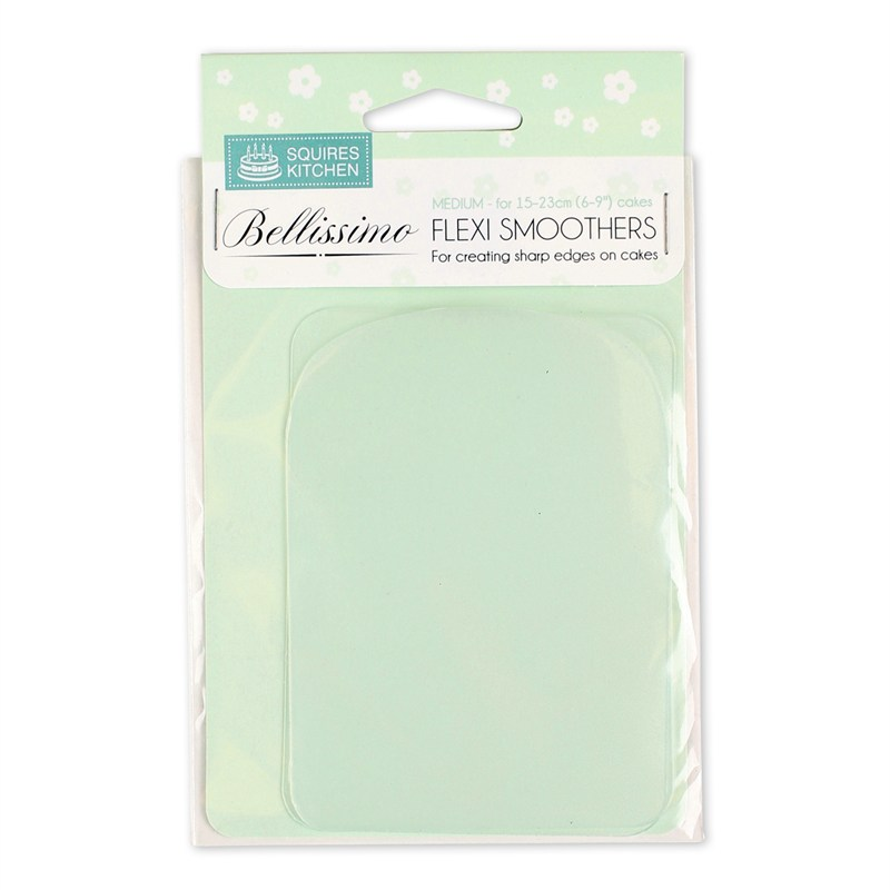 Squires Kitchen Bellissimo smoothers medium