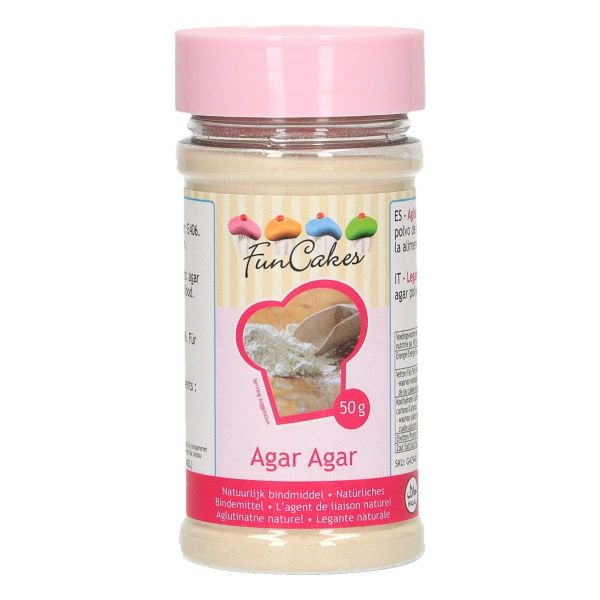 Image of   Agar agar - 50 gram