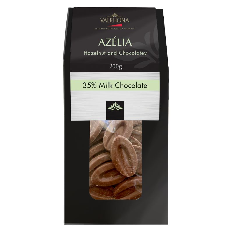 Image of   Valrhona feves Azélia - 35%, 200 gr.
