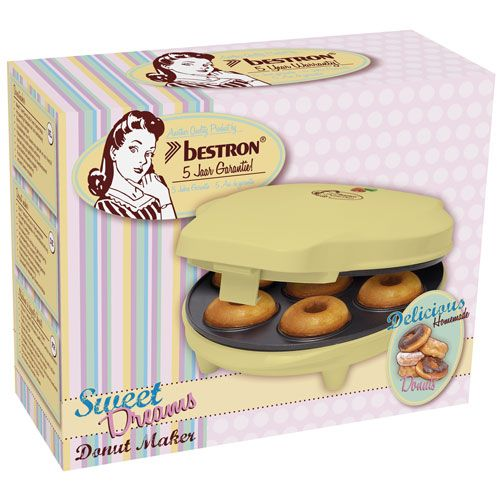 Image of   Bestron Sweet Dreams - donuts maker
