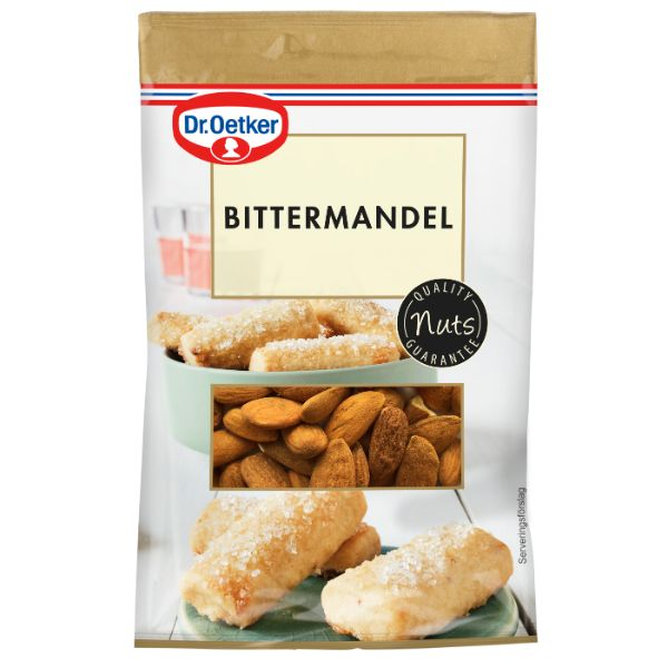 Image of   Bittermandel 30 g - Dr. Oetker
