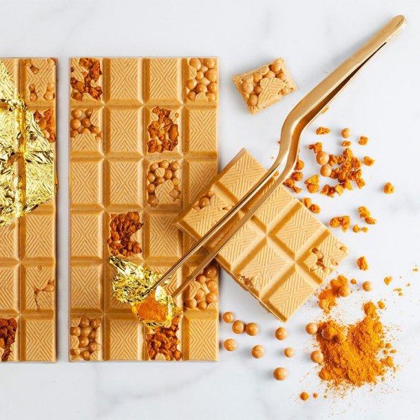 Callebaut chokolade callets Gold 30,4%, 300 gram