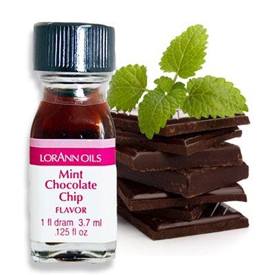 Image of   Chokolade/mynte aroma - superkoncentreret, 3,7 ml