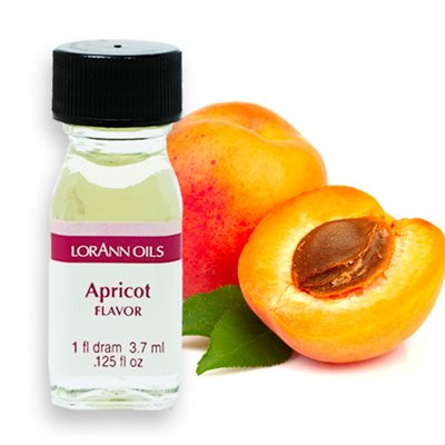 Image of   Abrikos aroma - superkoncentreret, 3,7 ml