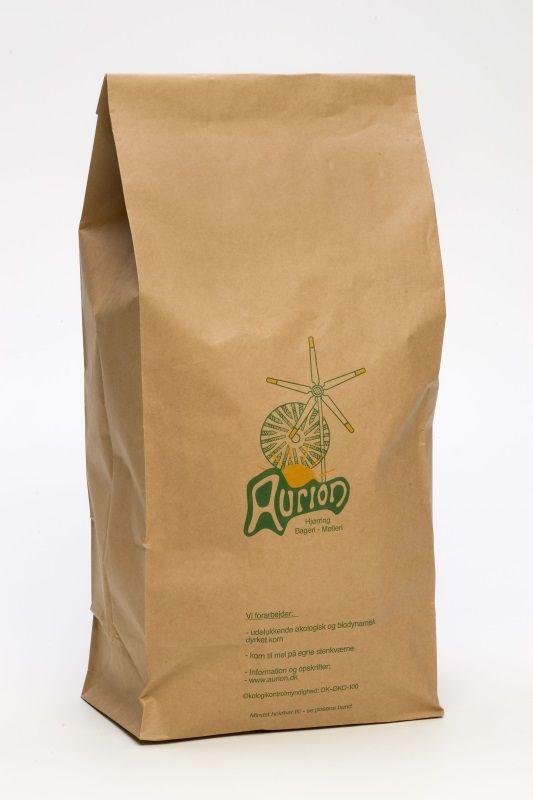 Ølandshvedemel sigtet Aurion 12,5 kg - økologisk