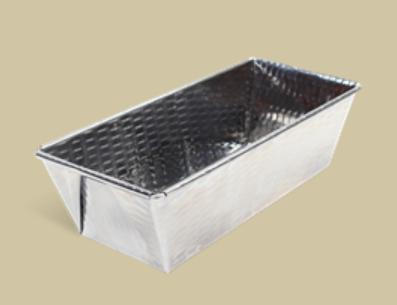 Image of Rustfri brødform i stål 25 cm - 1,6 liter.