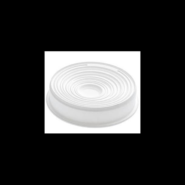 VAGUE 3D rund form, Silikomart