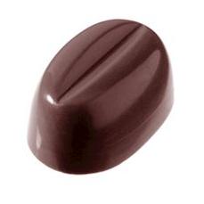 Image of   Professionel chokoladeform hård plast, kaffebønner