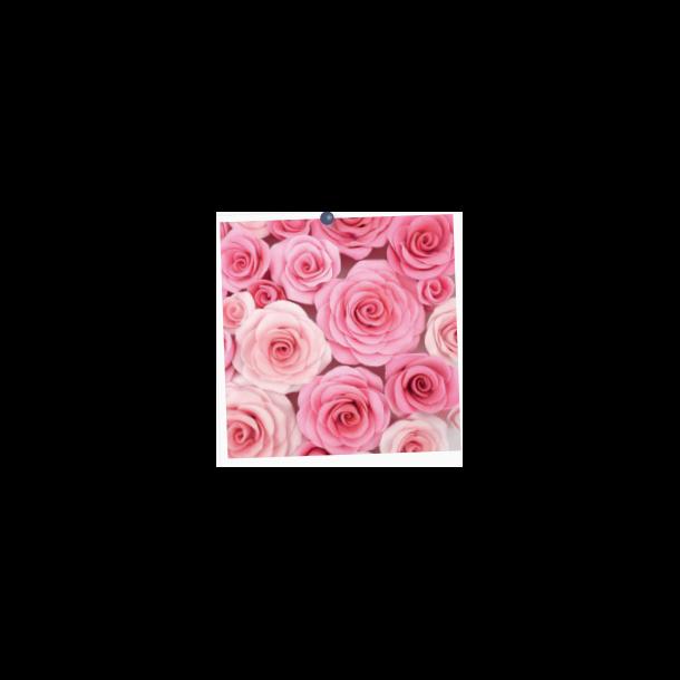 Verdens letteste rose udstikker, sæt (2 stk.)