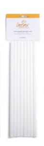 Image of   Plastpinde til kageopbygning ø 18 mm x 30 cm
