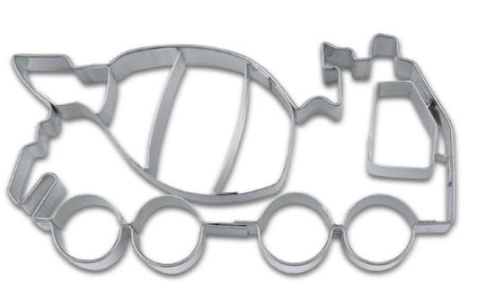 Image of   Betonblander-udstikker i metal
