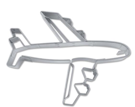 Fly metal udstikker