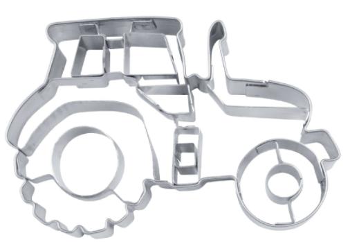 Traktor metal udstikker