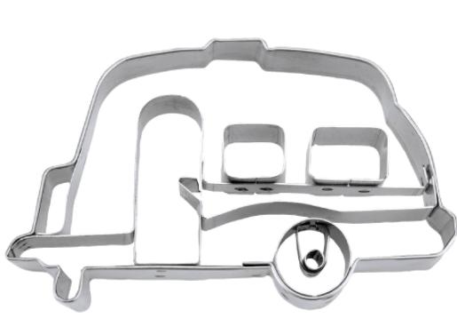 Caravan metal udstikker