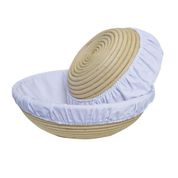 Billede af Stofklæde til runde hævekurv 25 cm