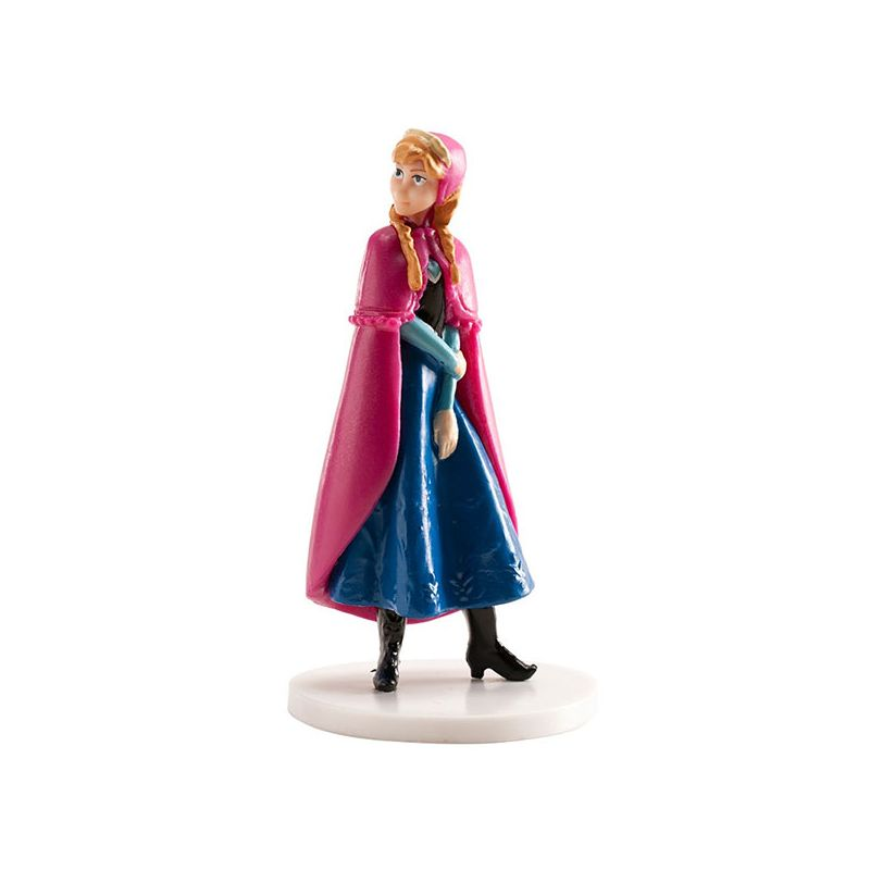 Image of   Anna fra Frozen topfigur