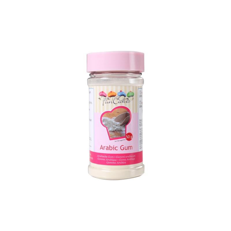 Image of Arabisk gummi - 50 gram
