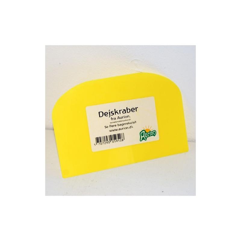 Dejskraber - Aurion, gul plast