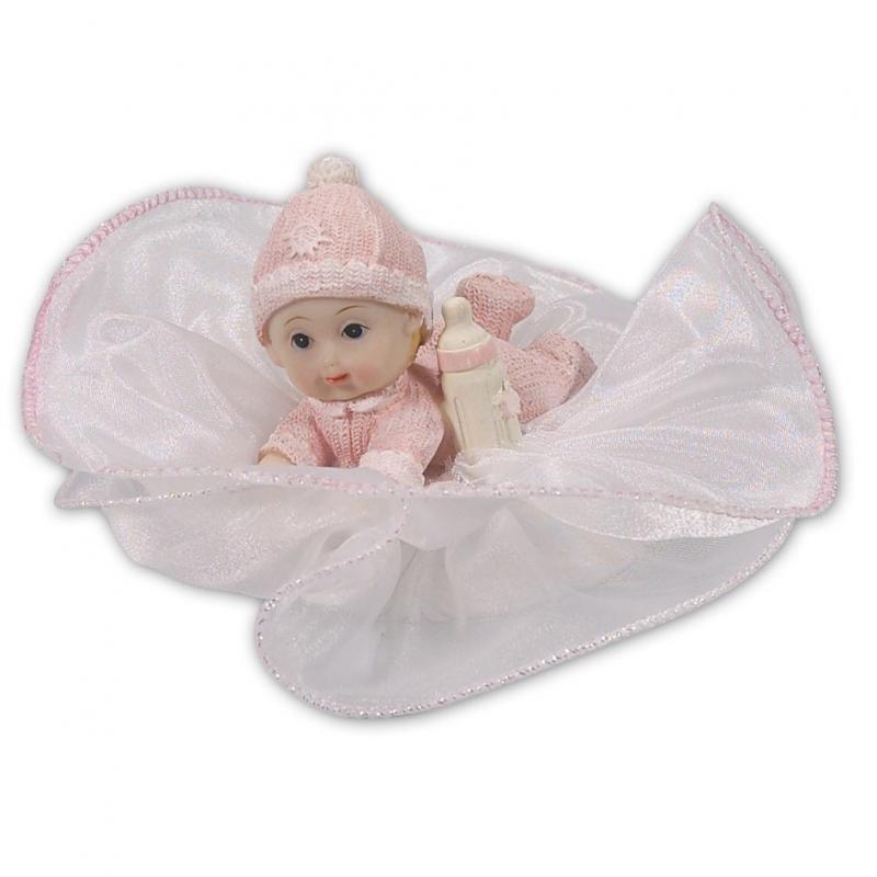 Image of   Baby topfigur lyserød