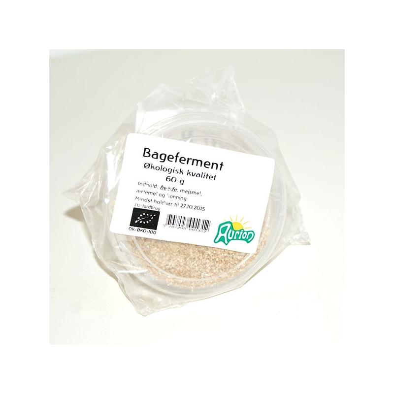 Image of   Bageferment, økologisk