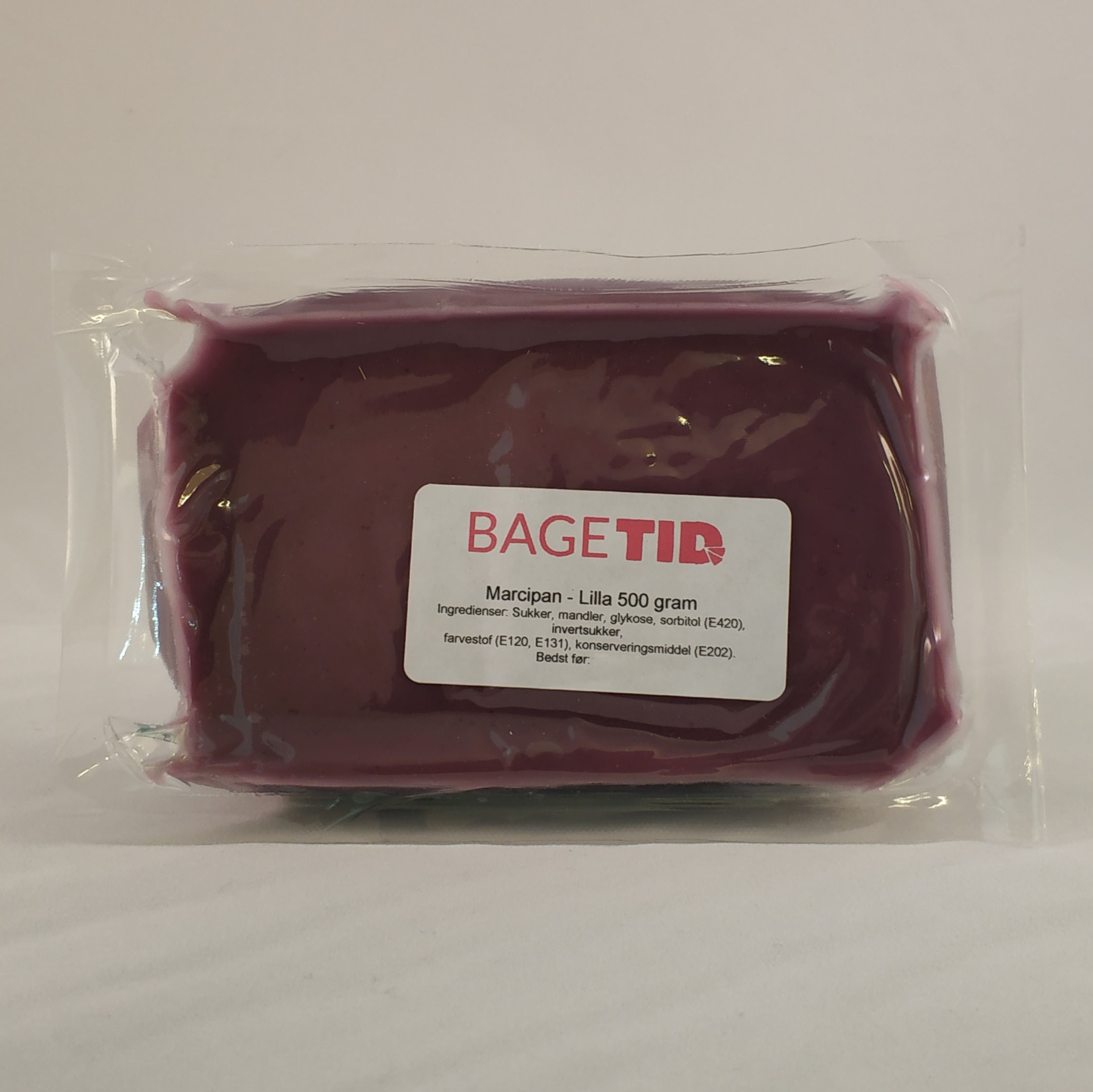 Image of   Bagetid marcipan lilla 500 g.