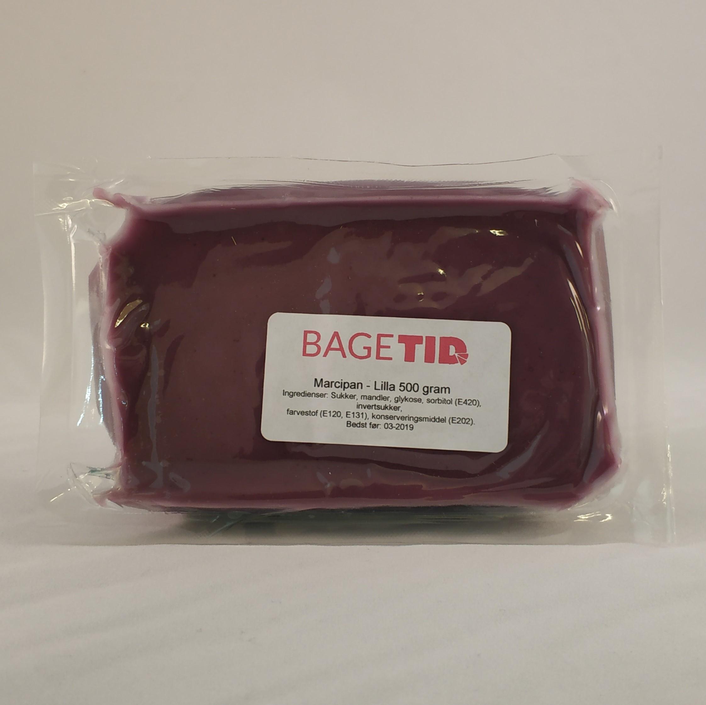 Image of   Bagetid marcipan lilla 500 gr.