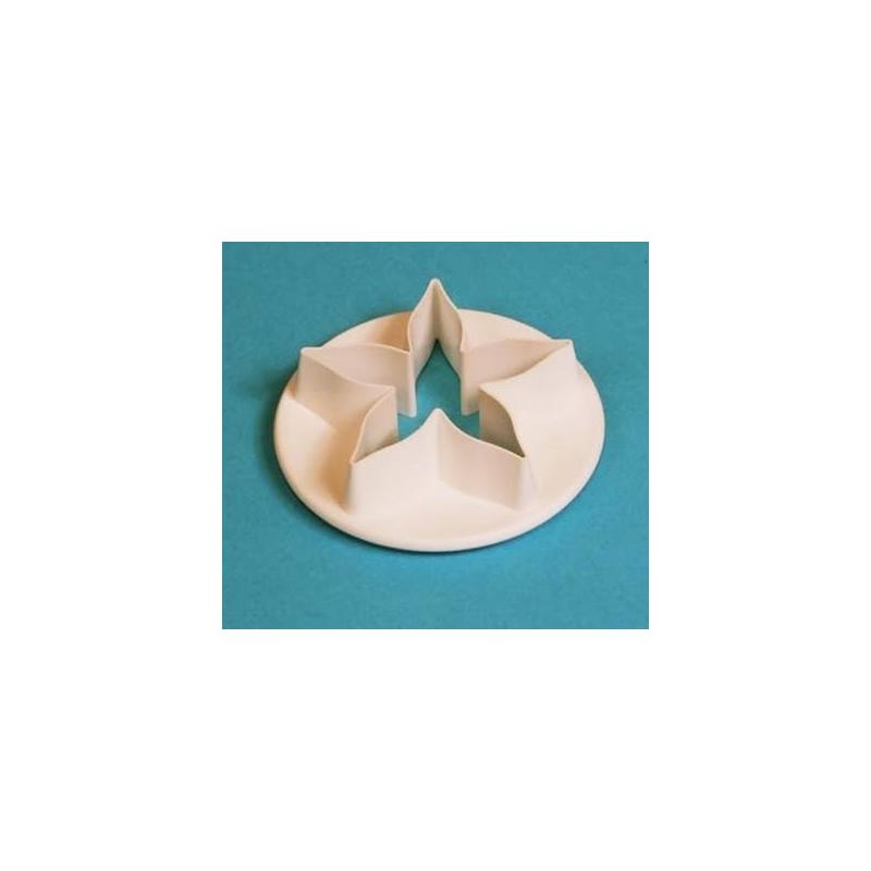 Image of   Blomster udstikker - plast