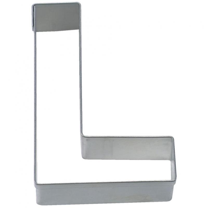 Image of   Bogstav udstikker L, 6,5 cm