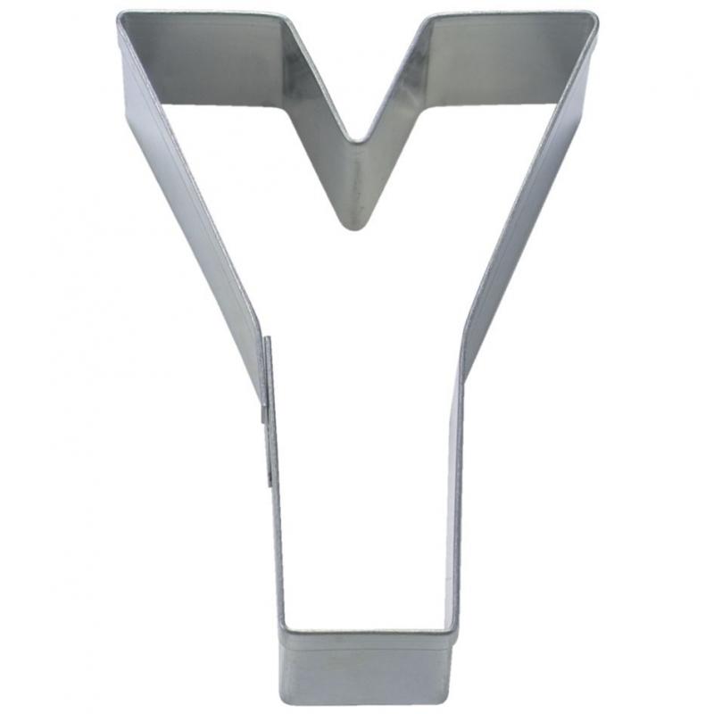 Image of   Bogstav udstikker Y, 6,5 cm