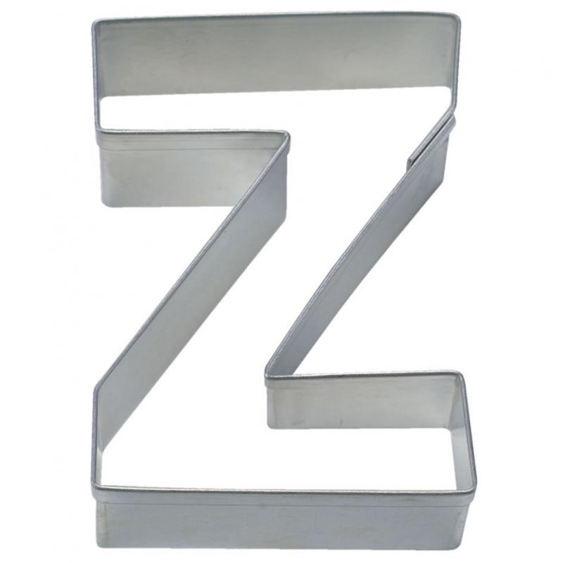 Image of   Bogstav udstikker Z, 6,5 cm