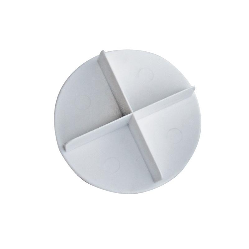 Image of   Brødstempel, simmelstempel lige