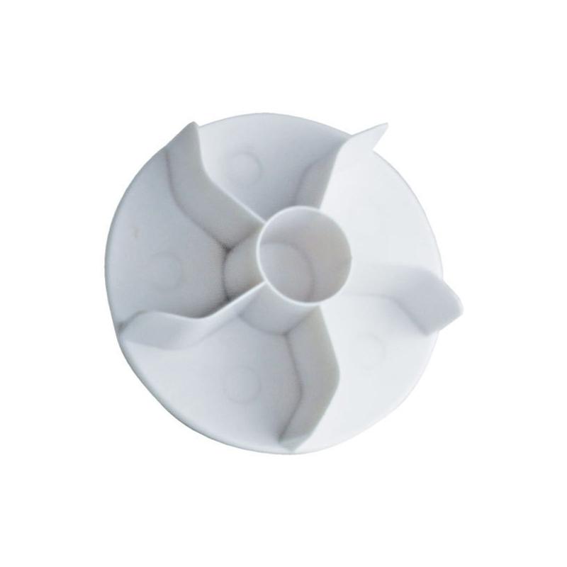 Image of   Brødstempel, simmelstempel med hul