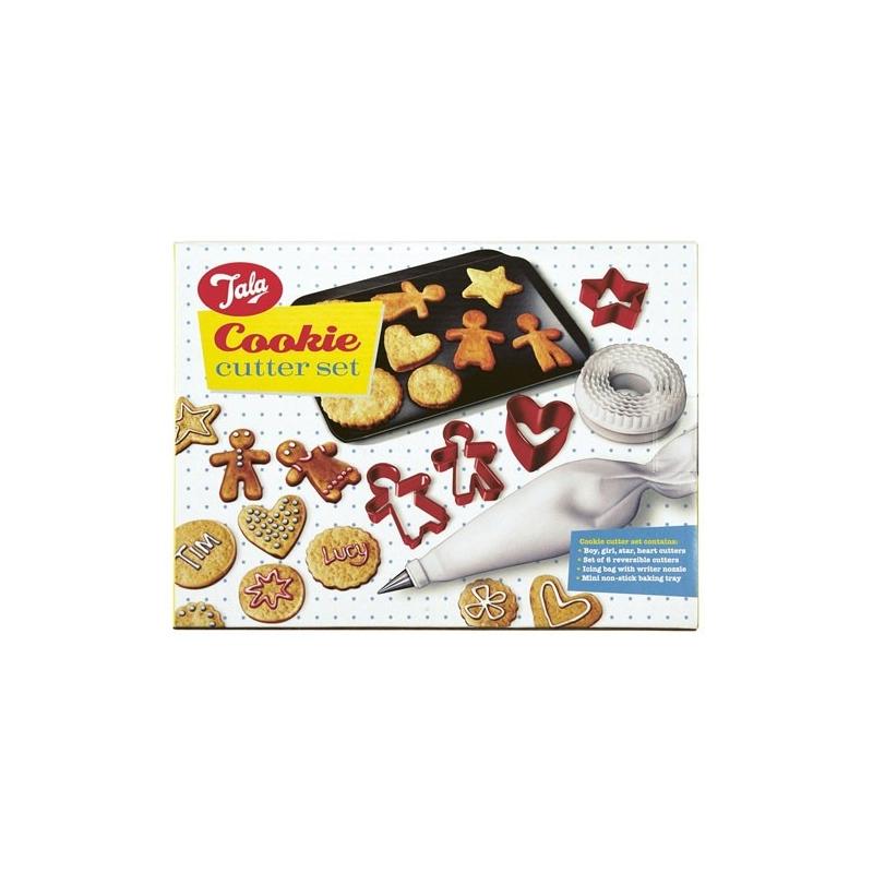 Cookie udstikkersæt (13 dele)