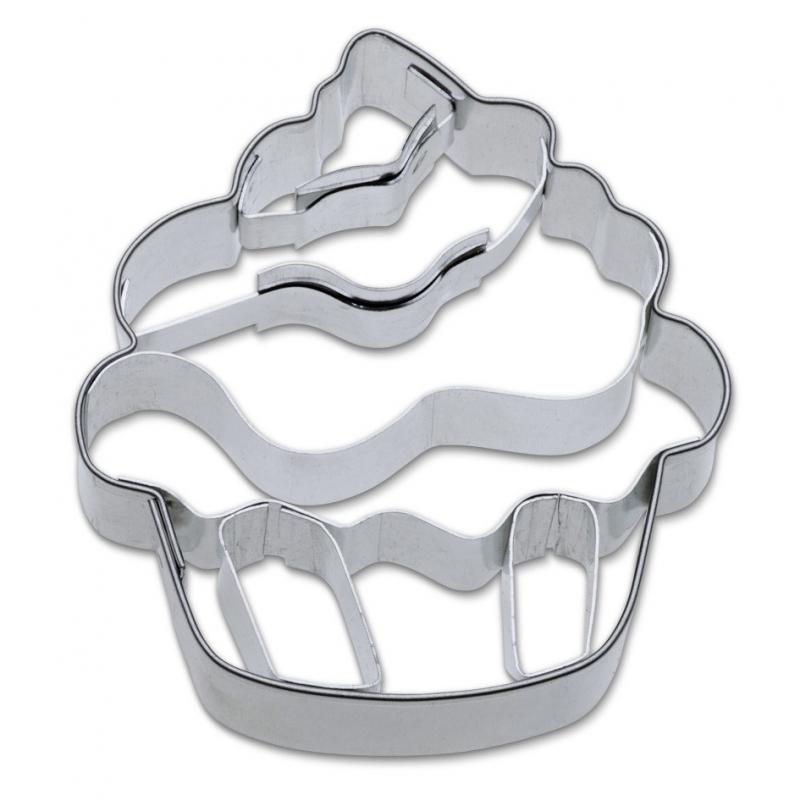 Image of   Cupcake udstikker - 5,5 cm