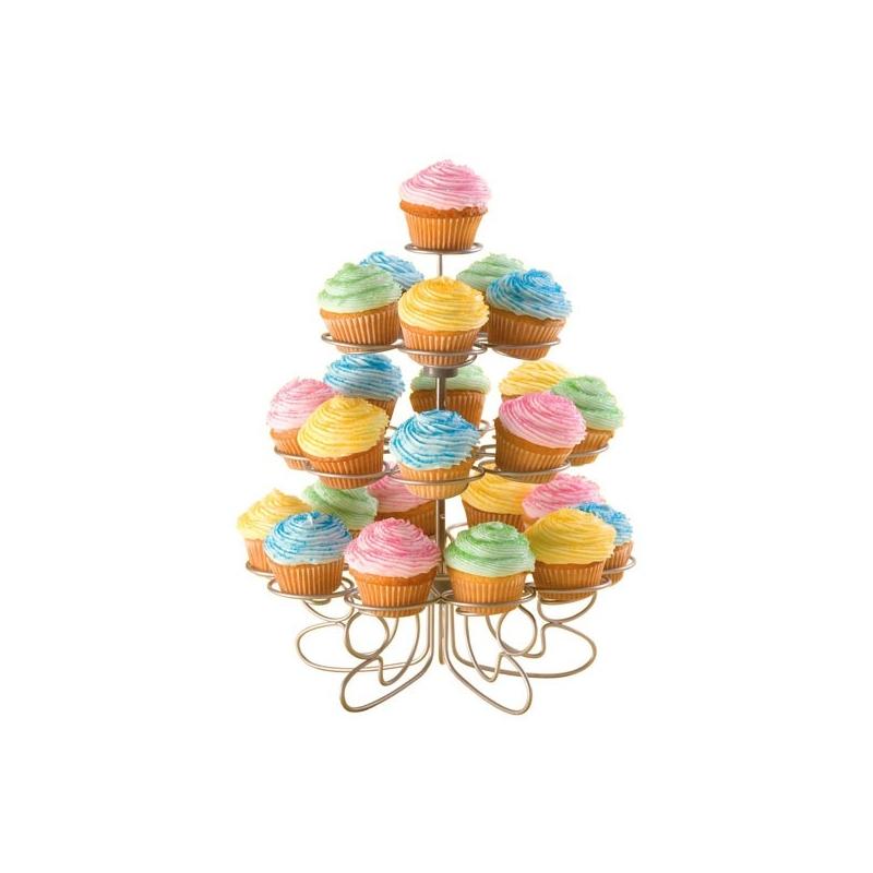 Image of   Cupcakes stativ - til 24 stk. mini cupcakes