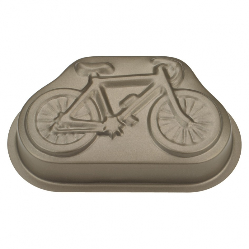 Image of   Cykel bageform