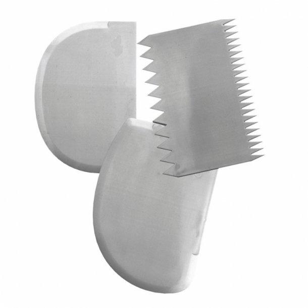 Dejspartel sæt - ca. 11,5 cm (3 dele)