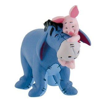 Image of   Disney figur Æsel & Grisling