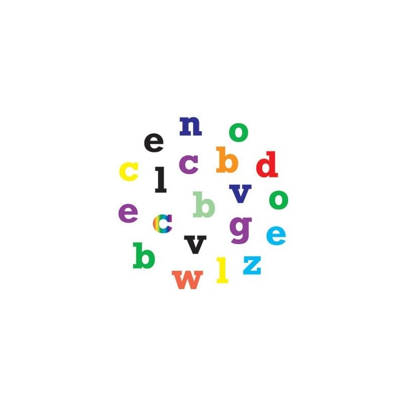 Udstikkersæt små bogstaver