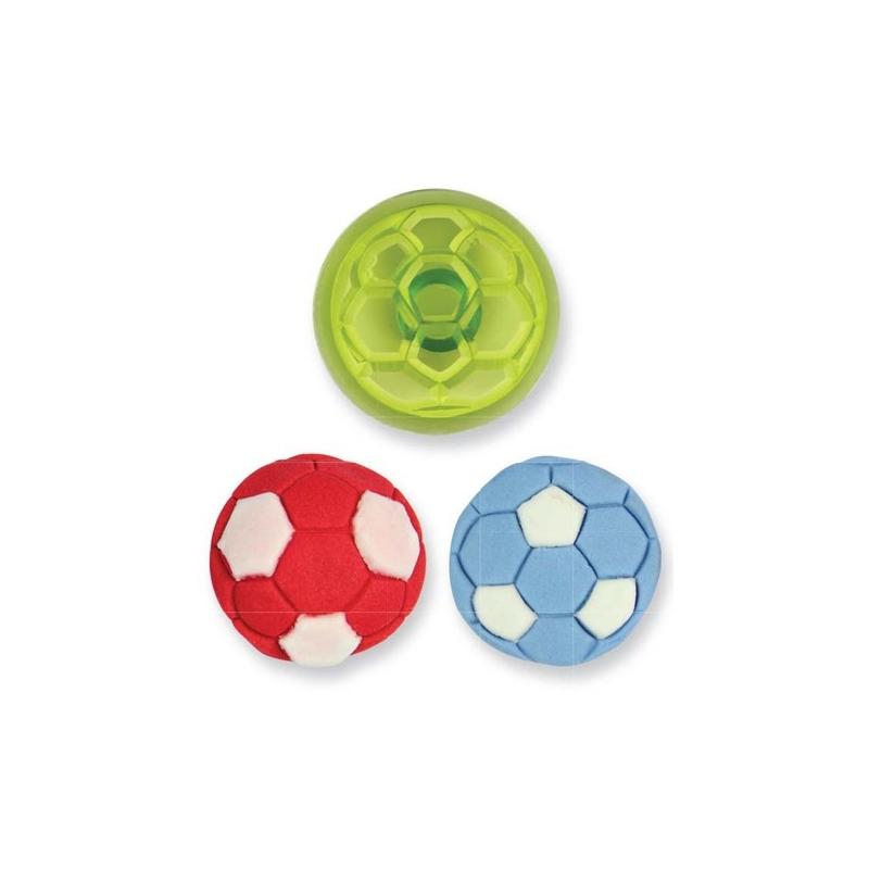 Image of   Fodbold udstikker, ø ca. 3 cm